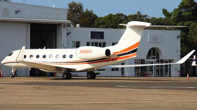 N868KE - Gulfstream G650ER - Private