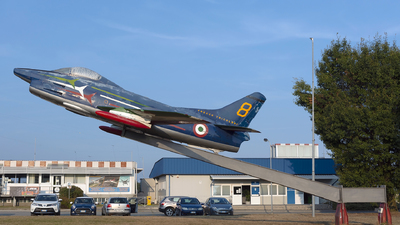 MM6418 - Fiat G91-R/3 - Italy - Air Force