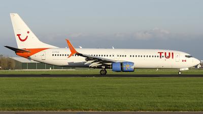C-FYLC - Boeing 737-8BK - TUI