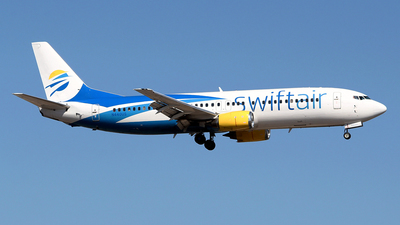 N440US - Boeing 737-4B7 - Swift Air