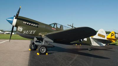 NL49FG - Curtiss P-40N Warhawk - Private