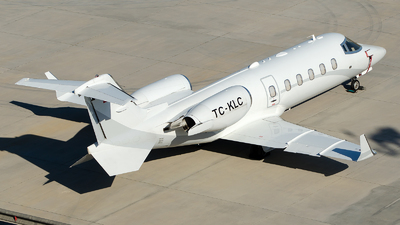 TC-KLC - Bombardier Learjet 60 - Private