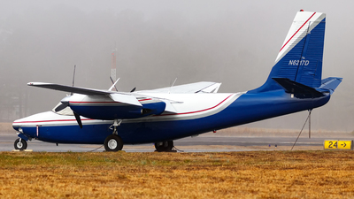 N6217D - Aero Commander 680 - Private