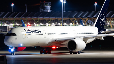 D-AIXJ - Airbus A350-941 - Lufthansa