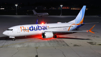 A6-FMI - Boeing 737-8 MAX - flydubai