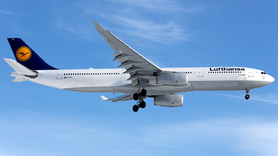 A picture of DAIKL - Airbus A330343 - Lufthansa - © OCFLT_OMGcat