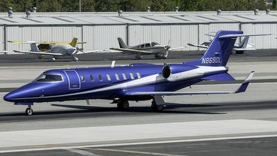 N869DL - Bombardier Learjet 45 - Private