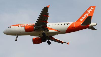 HB-JYH - Airbus A319-111 - easyJet Switzerland