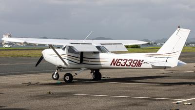 N6339M - Cessna 152 - Private