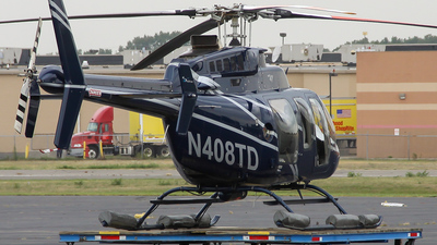 N408TD - Bell 407 - Helicopter Flight Services