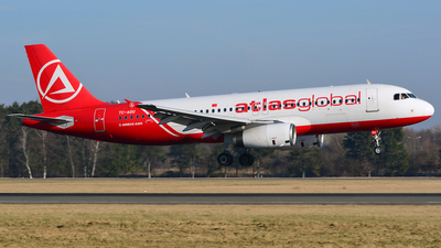 TC-AGU - Airbus A320-232 - AtlasGlobal