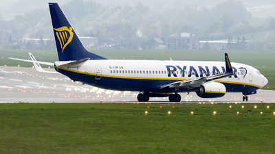 EI-FOM - Boeing 737-8AS - Ryanair