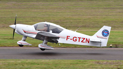 F-GTZN - Robin HR200/120B - Aero Club - Paul Tissandier