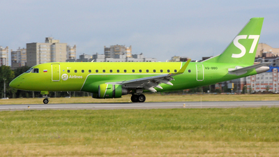 VQ-BBO - Embraer 170-100SU - S7 Airlines