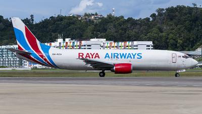A picture of 9MRZA - Boeing 7374Q3(SF) - Raya Airways - © KSAviation