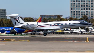 N211SR - Gulfstream G-V - Private