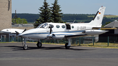 D-IBAM - Cessna 340A - Private