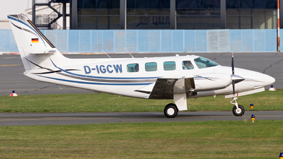D-IGCW - Cessna T303 Crusader - Private