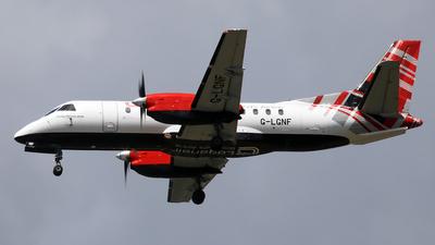 G-LGNF - Saab 340B - Loganair