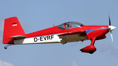 D-EVRF - Vans RV-7 - Private