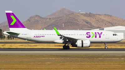 CC-AZR - Airbus A320-251N - Sky Airline
