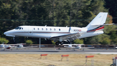 N313QS - Cessna 680 Citation Sovereign - NetJets Aviation