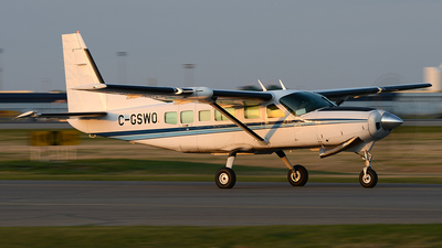 C-GSWO - Cessna 208 Caravan - Sunwest Aviation