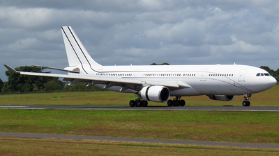 VP-CKQ - Airbus A330-202 - Aegle Aviation