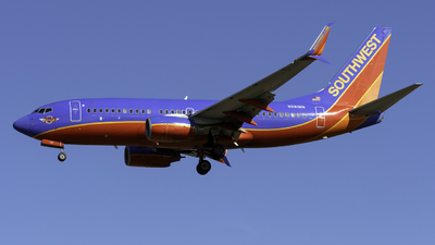 A picture of N281WN - Boeing 7377H4 - Southwest Airlines - © Kerrigan_Aviation_NJ