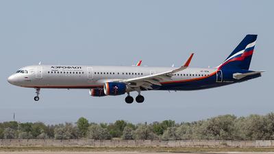 A picture of VPBEW - Airbus A321211 - Aeroflot - © Saprykin Vladislav
