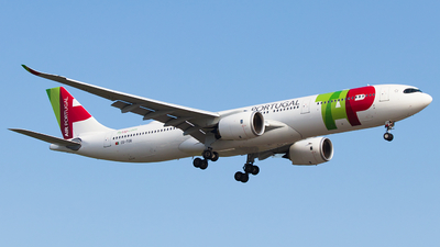CS-TUQ - Airbus A330-941 - TAP Air Portugal