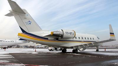 T7-STJ - Bombardier CL-600-2B16 Challenger 604 - Star Jet