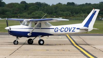 G-COVZ - Reims-Cessna F150M - Private