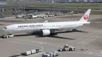 JA740J - Boeing 777-346ER - Japan Airlines (JAL)