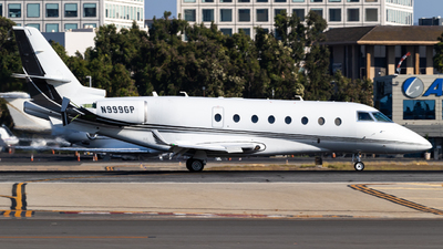 N999GP - Gulfstream G200 - Private