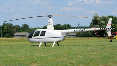 SP-HWT - Robinson R44 Raven II - Private