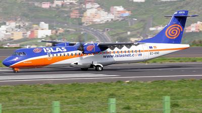 EC-KNO - ATR 72-212A(500) - Islas Airways