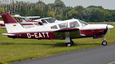 D-EATT - Piper PA-28R-200 Cherokee Arrow - Flugschule Hamburg