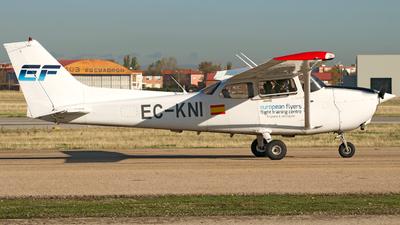 EC-KNI - Cessna 172R Skyhawk II - European Flyers