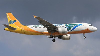 RP-C3237 - Airbus A320-214 - Cebu Pacific Air