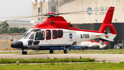 B-7006 - Eurocopter EC 155B - Citic Offshore Helicopter Co. Ltd