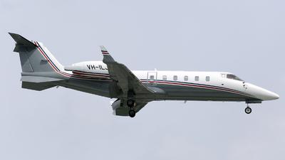 VH-ILJ - Bombardier Learjet 60 - Private