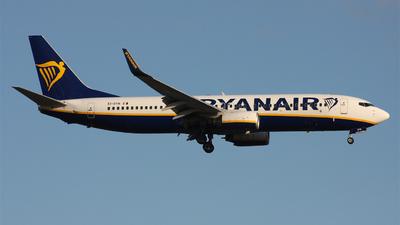 A picture of EIDYN - Boeing 7378AS - Ryanair - © Hawkwind