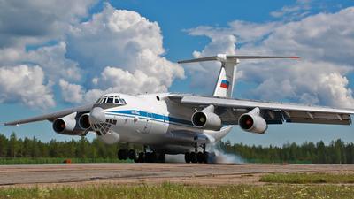 RF-76650 - Ilyushin IL-76MD - Russia - Air Force
