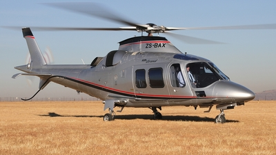 ZS-BAX - Agusta A109S Grand - Private