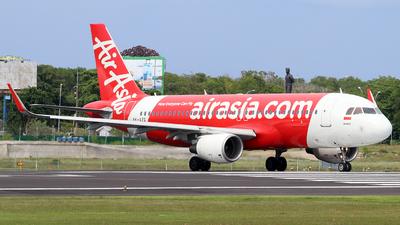 PK-AZG - Airbus A320-216 - Indonesia AirAsia