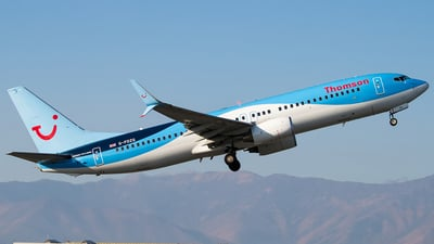 G-FDZG - Boeing 737-8K5 - Thomson Airways
