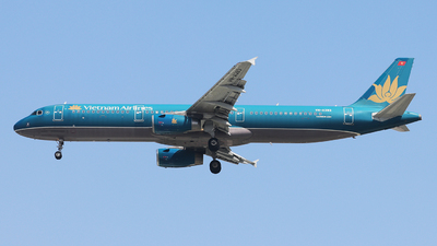 VN-A393 - Airbus A321-231 - Vietnam Airlines