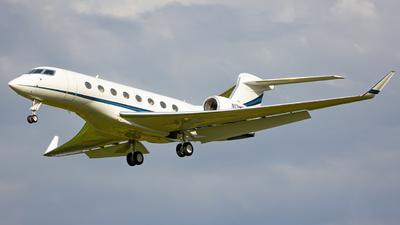 N13MS - Gulfstream G650 - Private