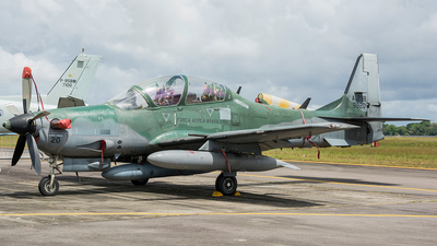 FAB5920 - Embraer A-29B Super Tucano - Brazil - Air Force